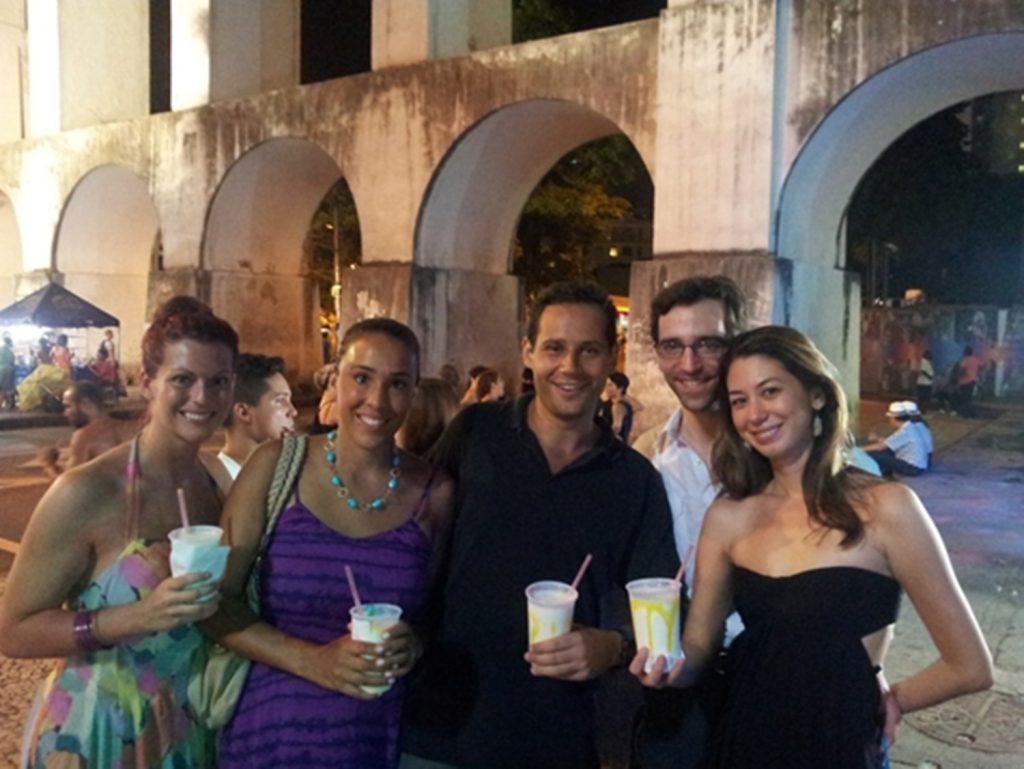 Samba Night tour in Lapa