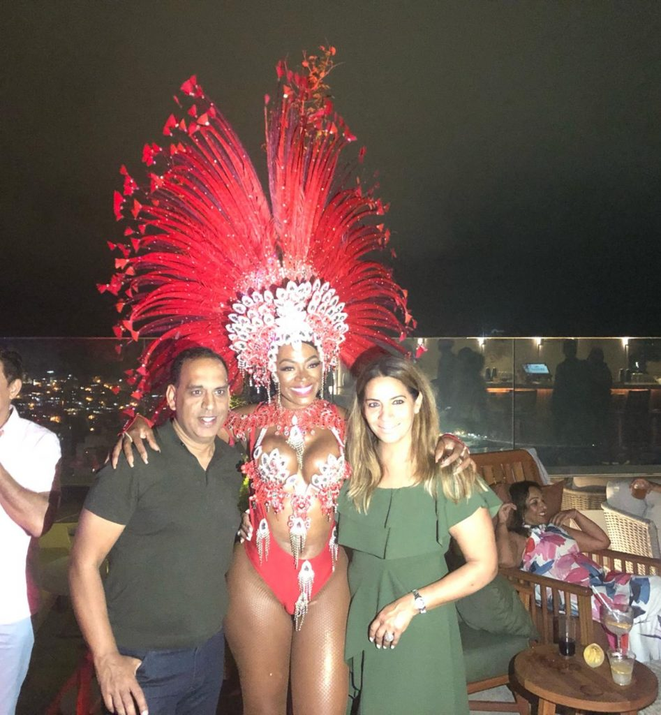 Samba experience at your hotel