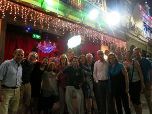 Rio Night Tour after samba class