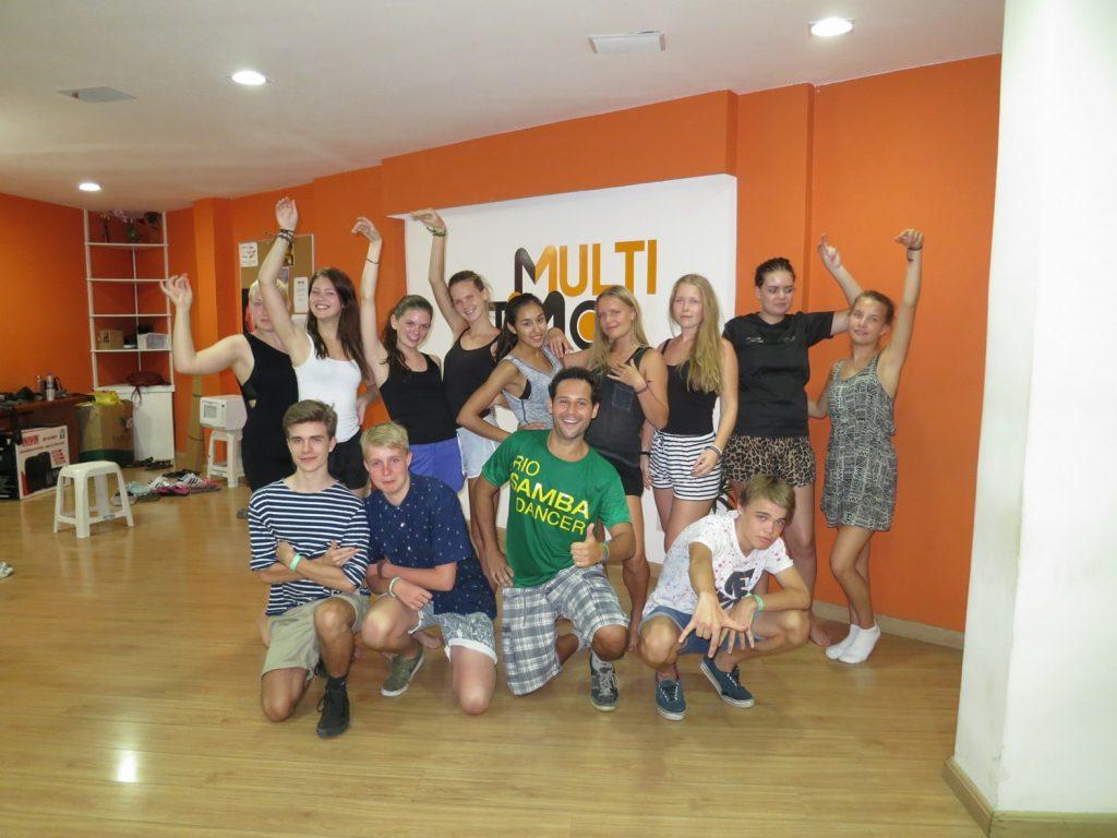 Rio Samba Dancer011