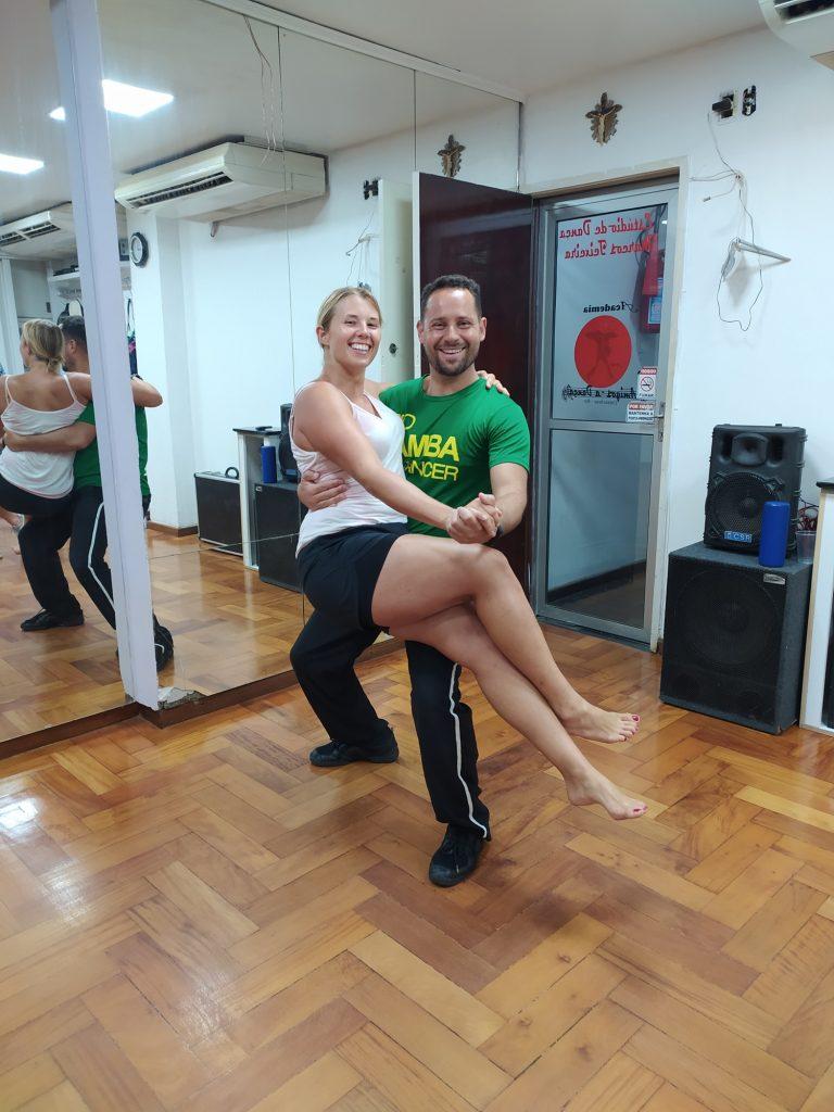 Private samba class