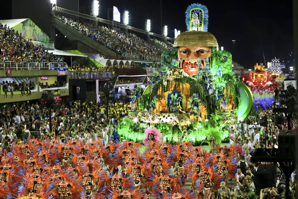 Sambodromo - Carnival in Rio-min