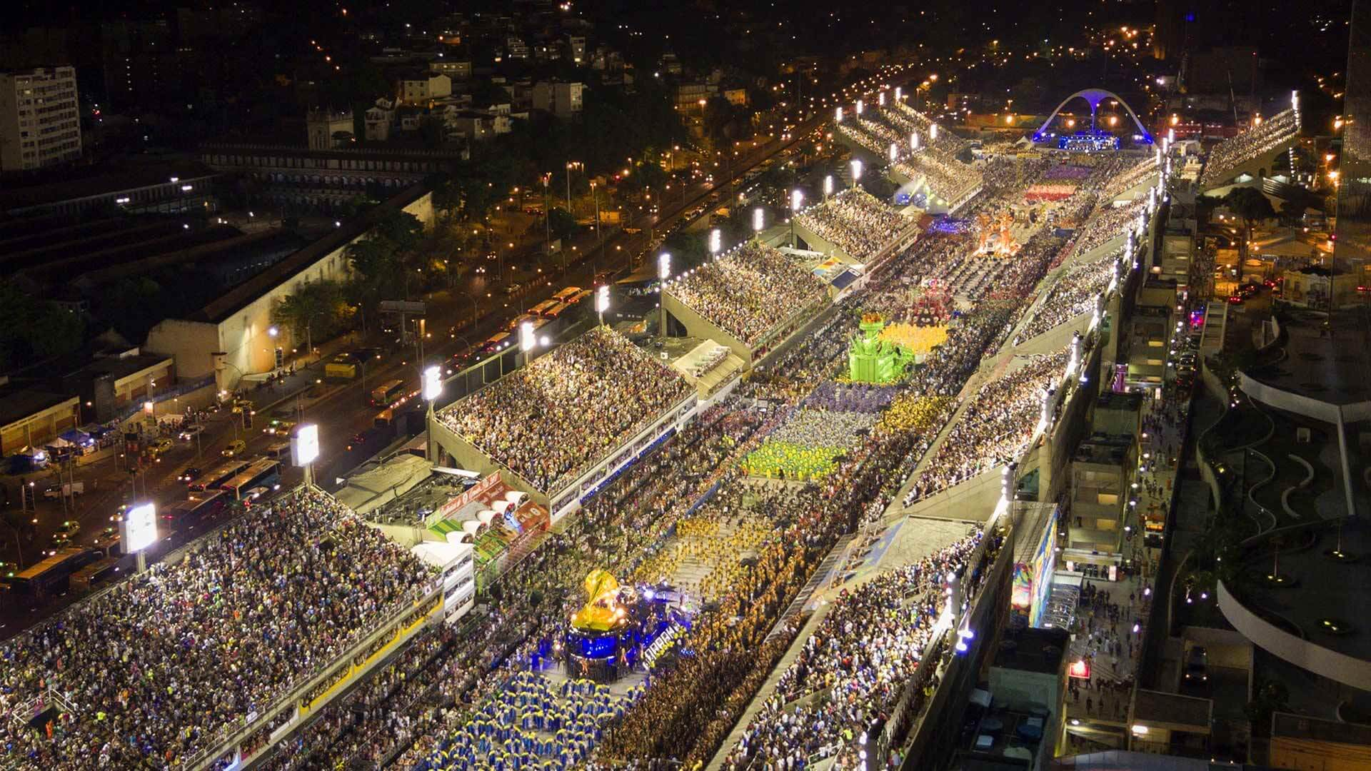 sambodromo - Carnaval do Rio-min