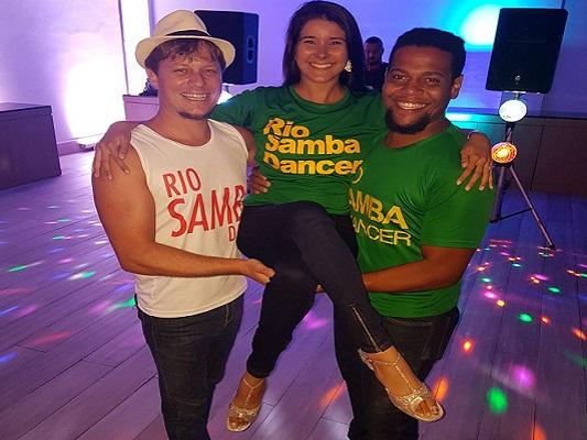 Rio Samba Dancer - 7