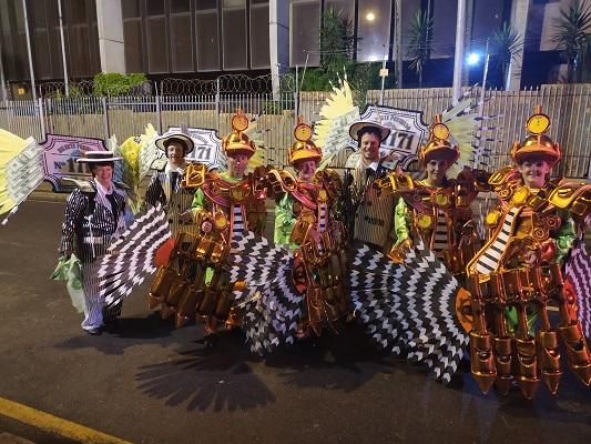 dance on carnival 2021